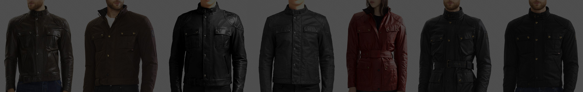 597a5ed841 Belstaff Motorcycle Jackets at The Cafe Racer | Free UK Delivery