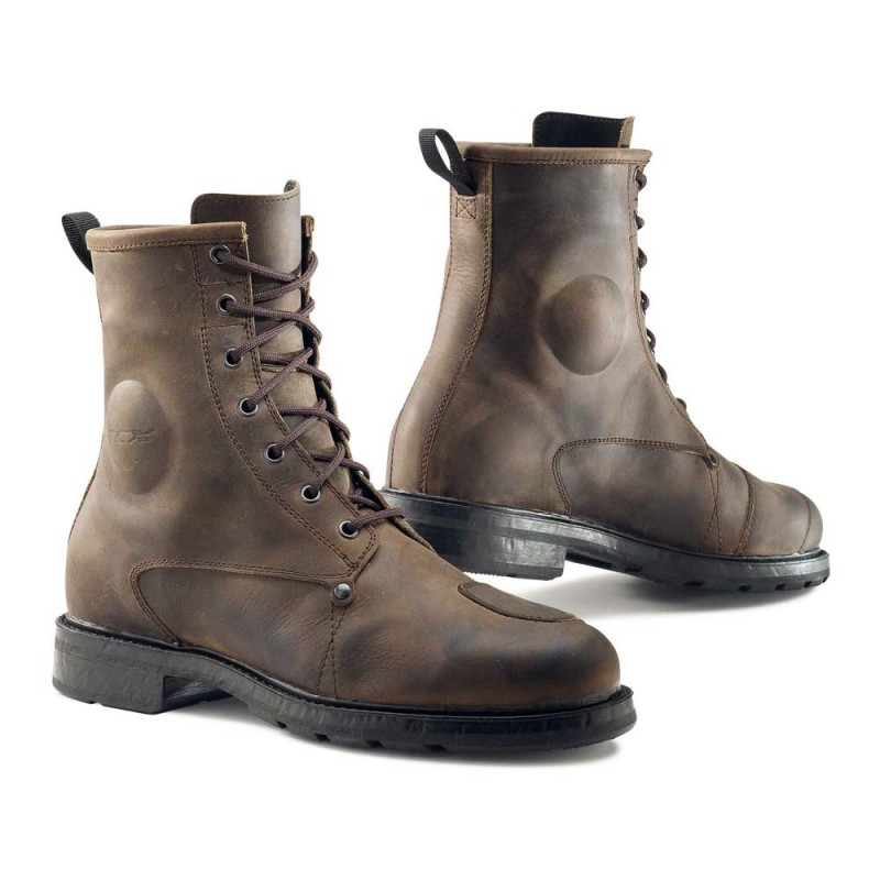 tcx x blend waterproof boots - brown