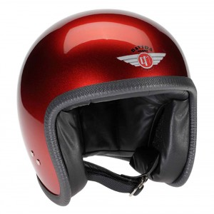 Davida Speedster V3 Helmet - Cosmic Candy Red