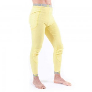 Bowtex Kevlar Unisex Long John Leggings - Yellow