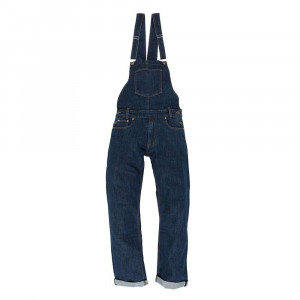 Resurgence Gear Motorcycle Dungarees - Raw Selvedge