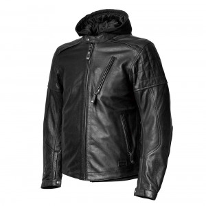 Roland Sands Jagger Leather Jacket - Black