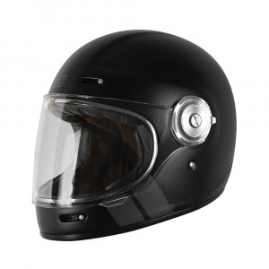 Origine Vega Helmet - Stripe Matt Black / Grey