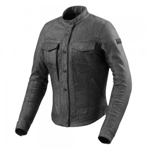 REV'IT Logan Ladies Jacket - Black