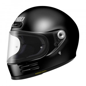 Shoei Glamster Helmet - Gloss Black