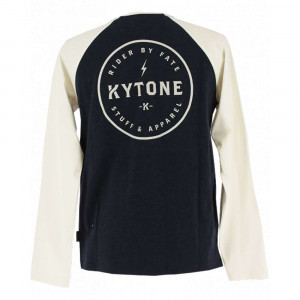 Kytone Stick Long-Sleeve T Shirt - Blue