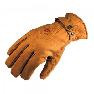 Garibaldi Urbe Gloves - Tobacco