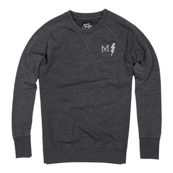 Maria Riding Company Edward Sweatshirt - Charcoal