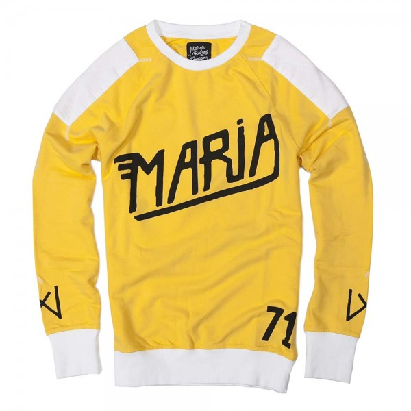 Maria Riding Company Legion Sweatshirt - Yellow