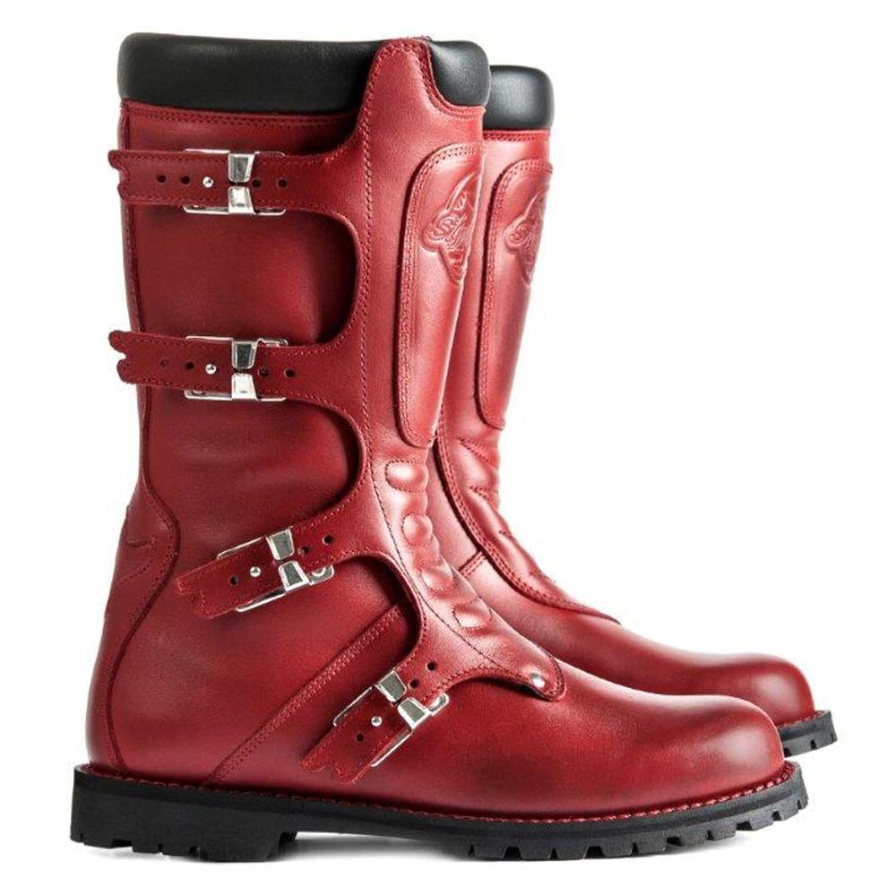 1ab18d3c7c8 Stylmartin Continental Boots - Red