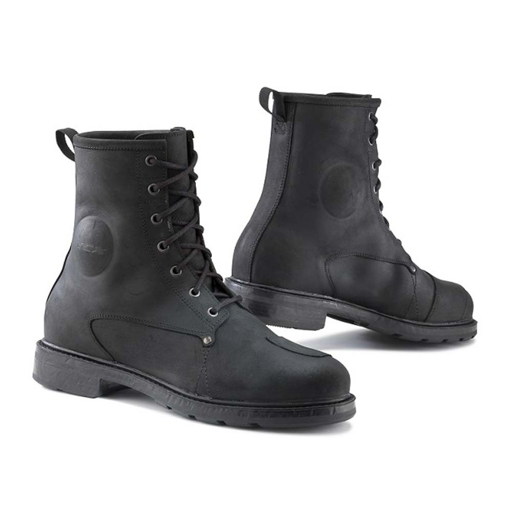 tcx x blend waterproof boots - black