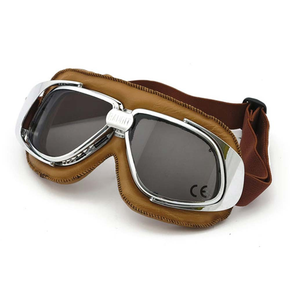 Bandit Classic Goggles - Brown / Tinted Lens