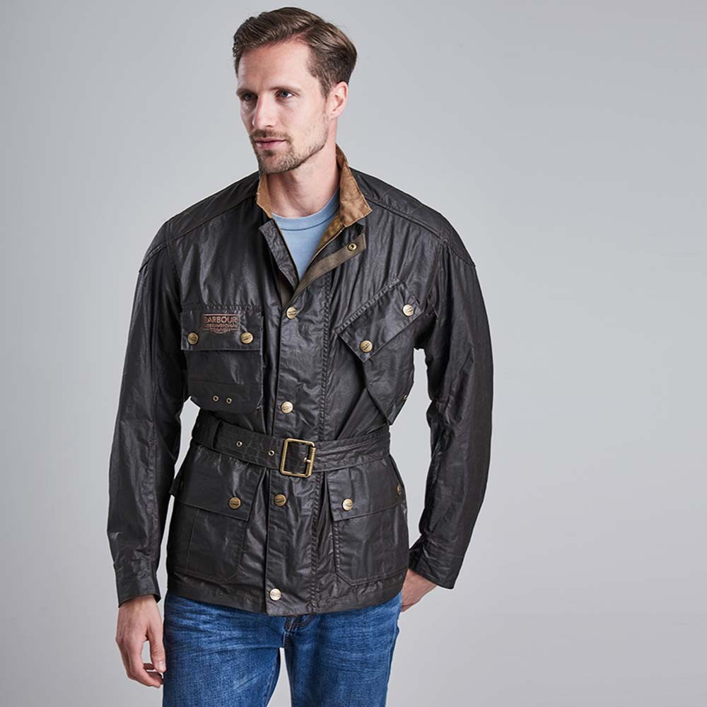 Barbour Jackets International