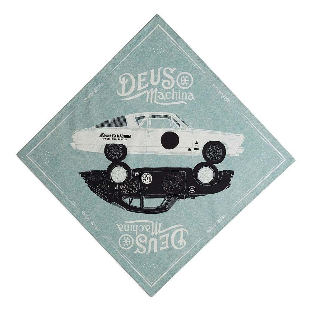Deus Ex Machina Carby Art Bandana - Mist