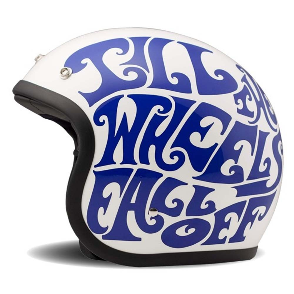 DMD Vintage Helmet - Electric