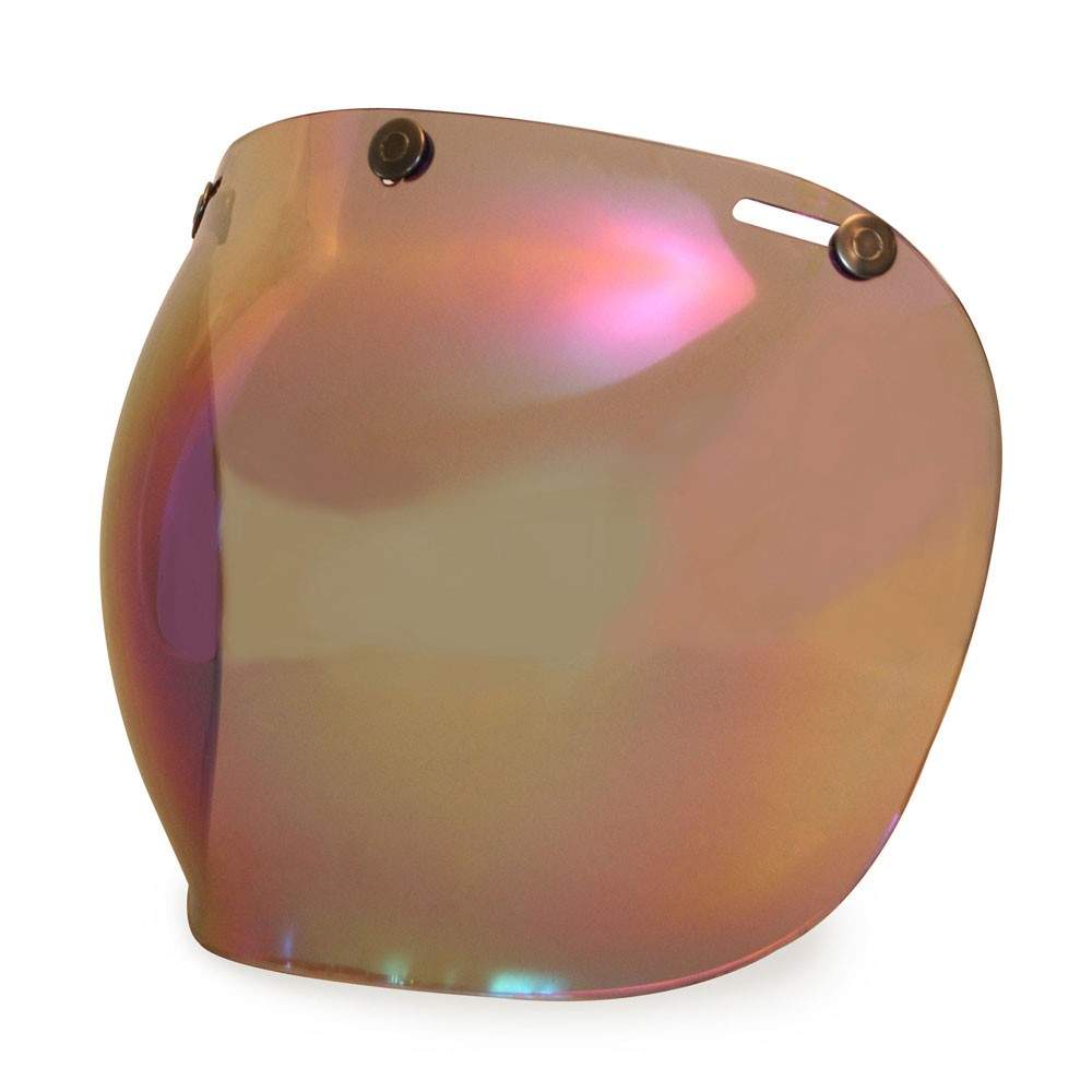 Hedon Bubble Visor - Rainbow
