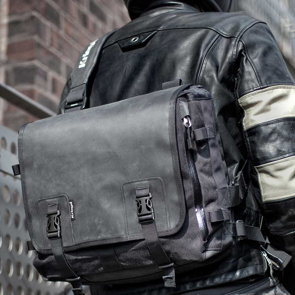Urban Waterproof Messenger Bag