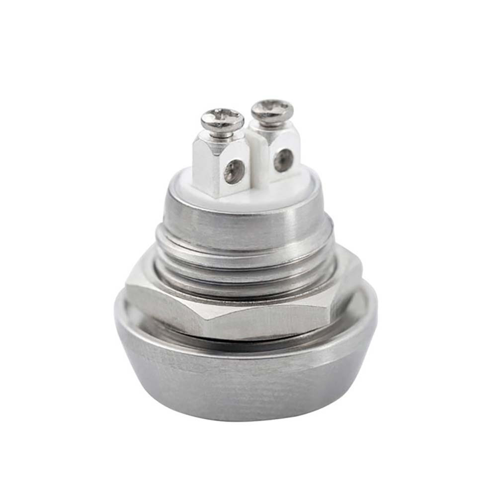 Motone Replacement Micro Switch Button - Chrome