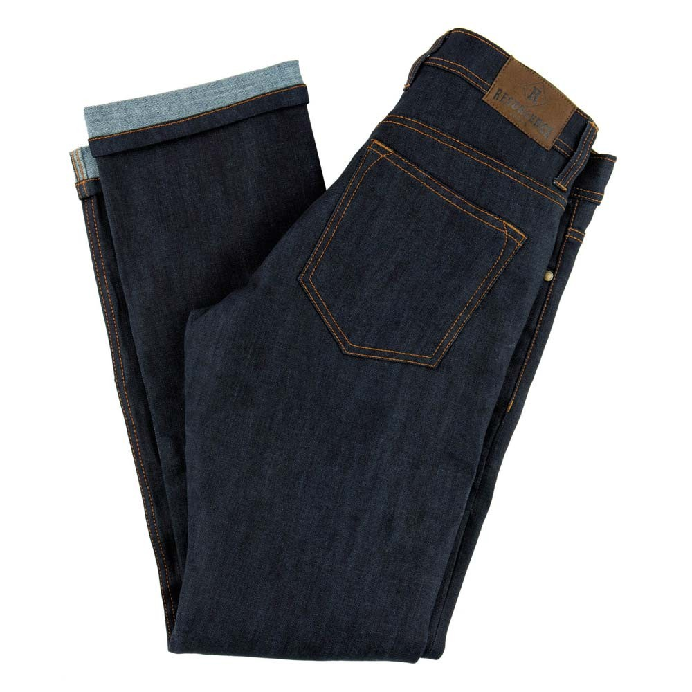 Resurgence Gear Skinny Cafe Racer Jeans - Raw Selvedge