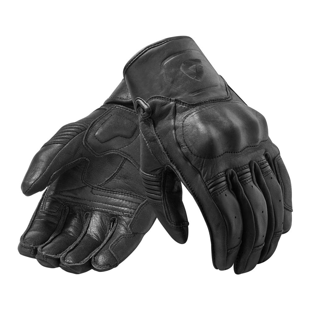 REV'IT Palmer Gloves - Black