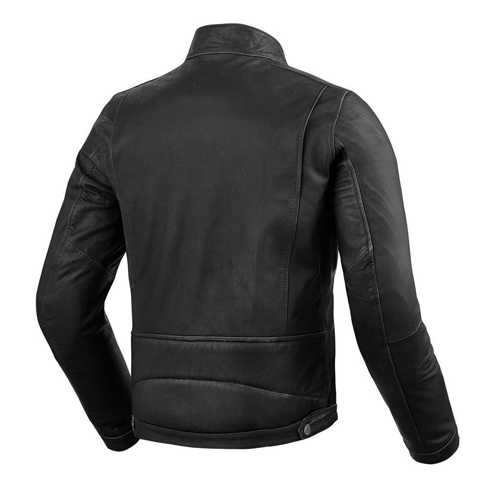 REV'IT Roswell Leather Jacket - Black