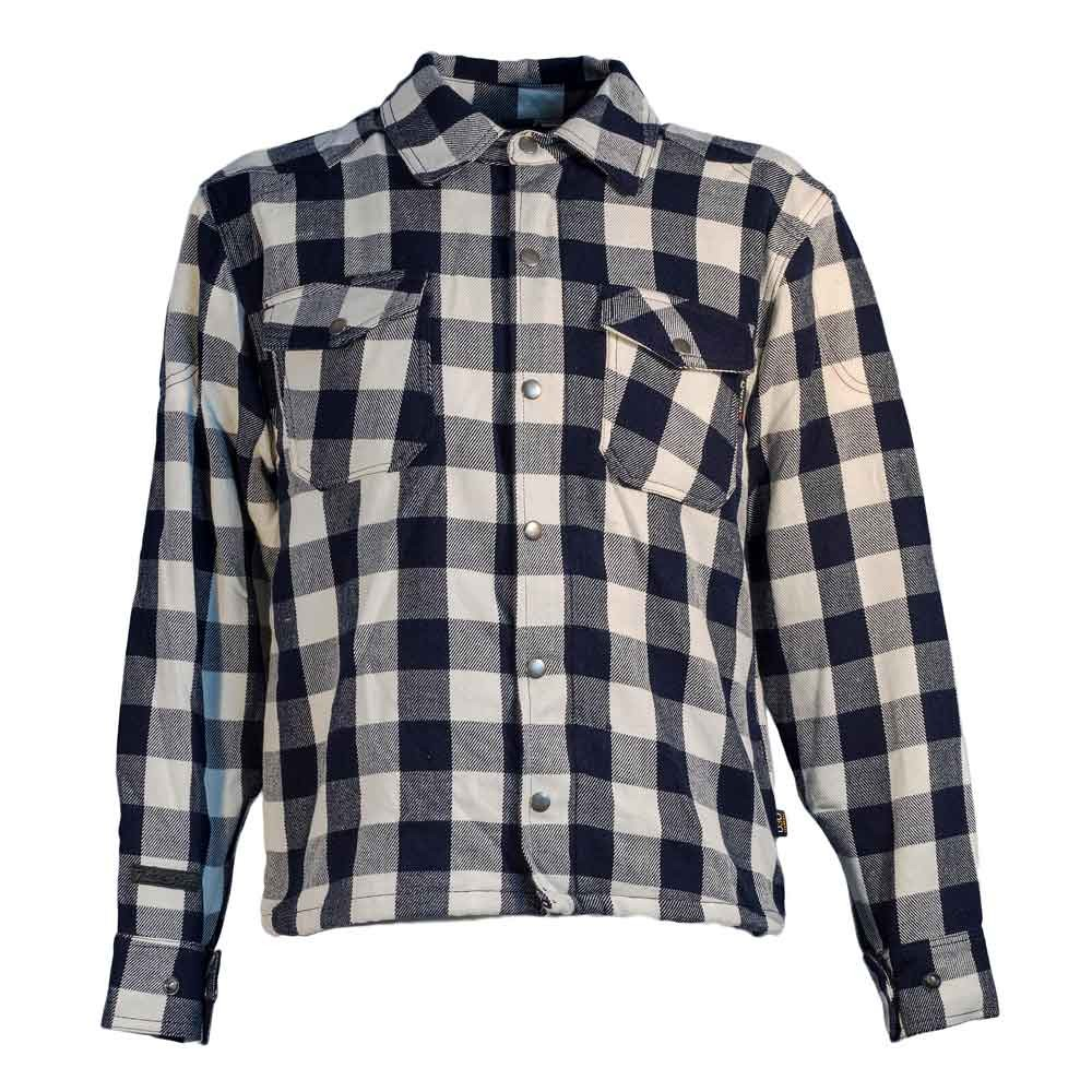 Richa Lumber Shirt - Blue