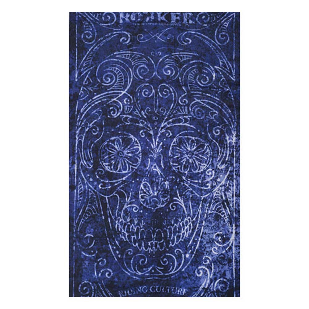 Rokker Tunnel Motorcycle Scarf - Mexican Skull