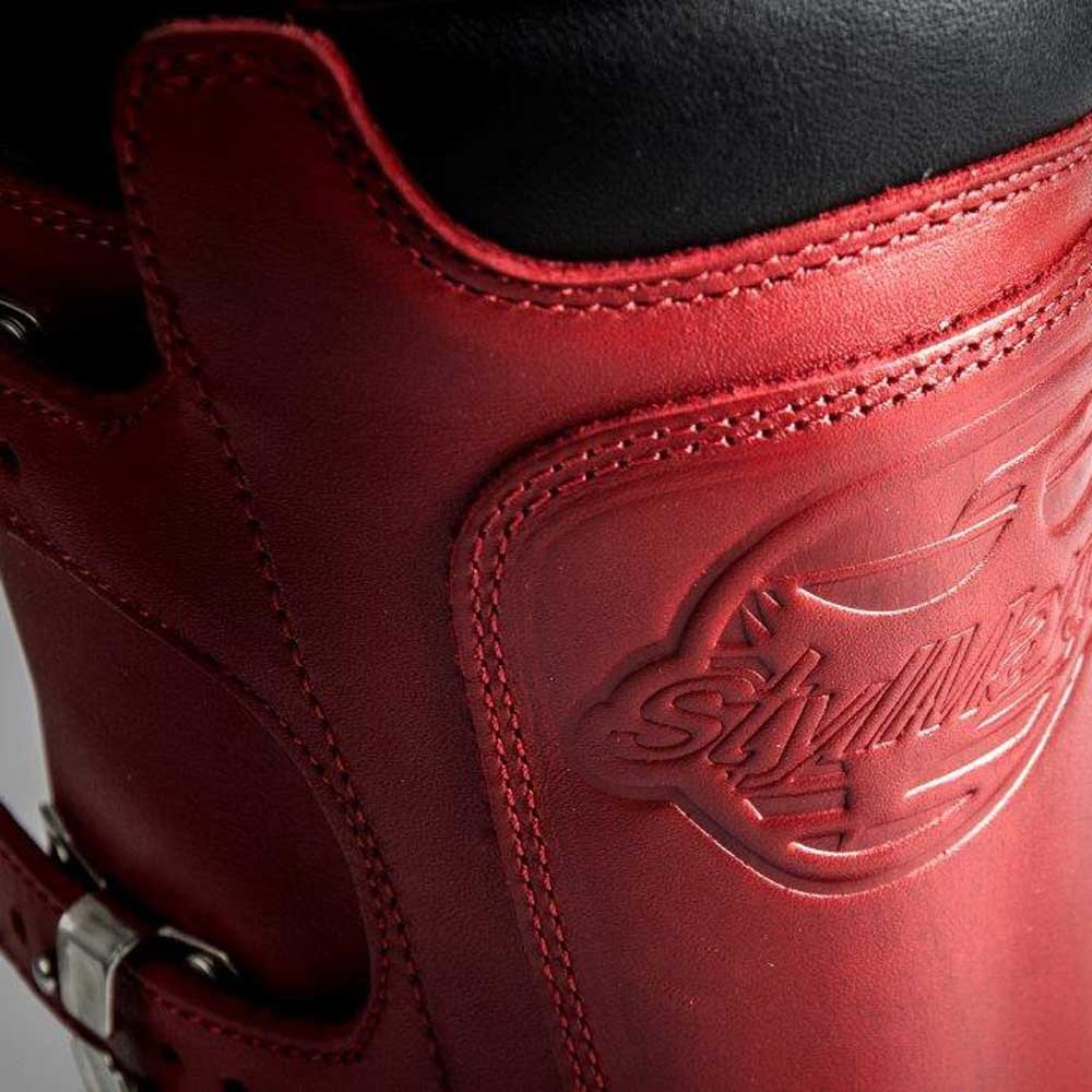 Stylmartin Continental Boots - Red