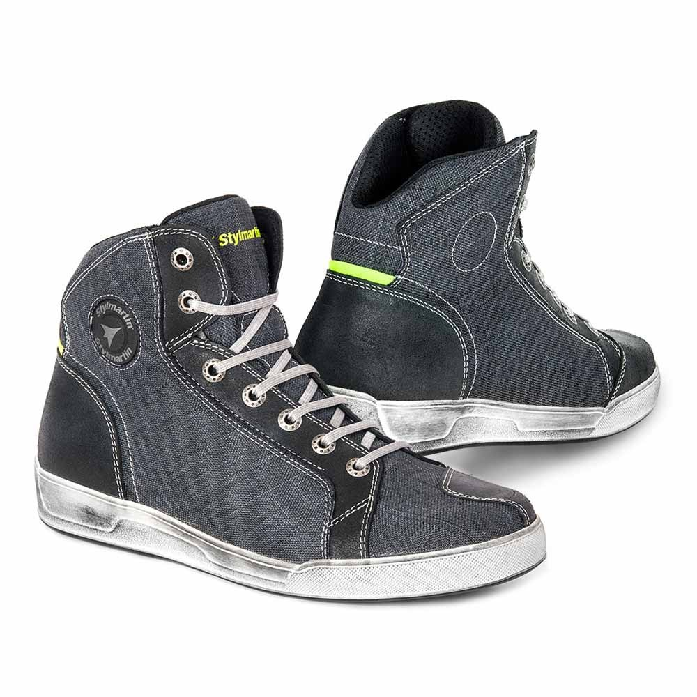 Stylmartin Kansas Riding Trainers / Boots - Anthracite