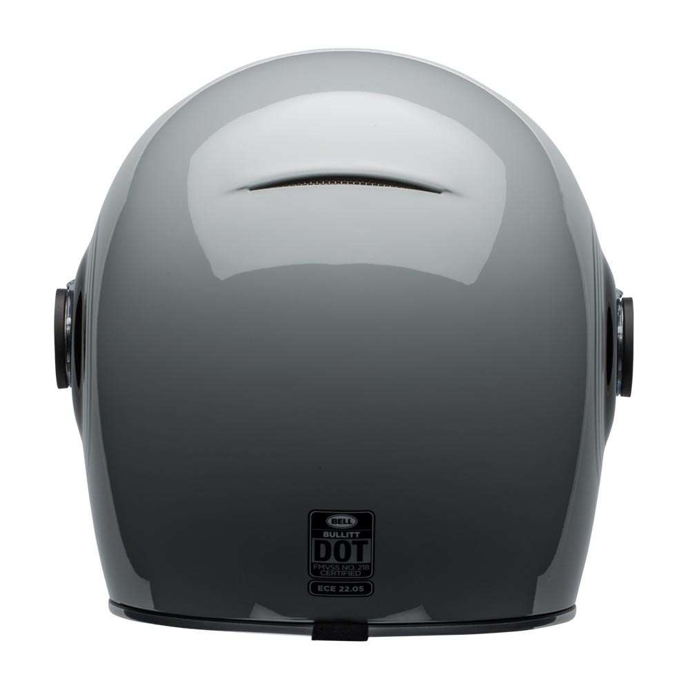 Bell Bullitt Deluxe Helmet - Flow Gloss Grey / Black
