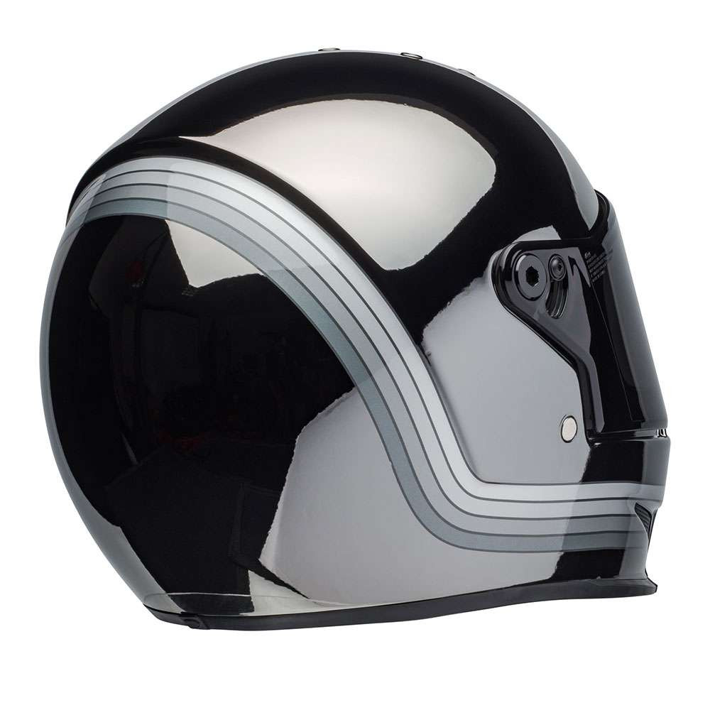 Bell Eliminator Helmet - Spectrum Chrome