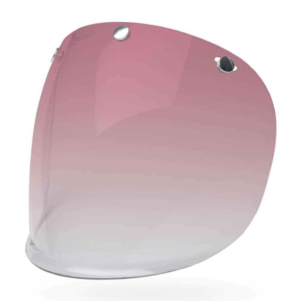 Bell Custom 500 Retro Shield - Pink Gradient