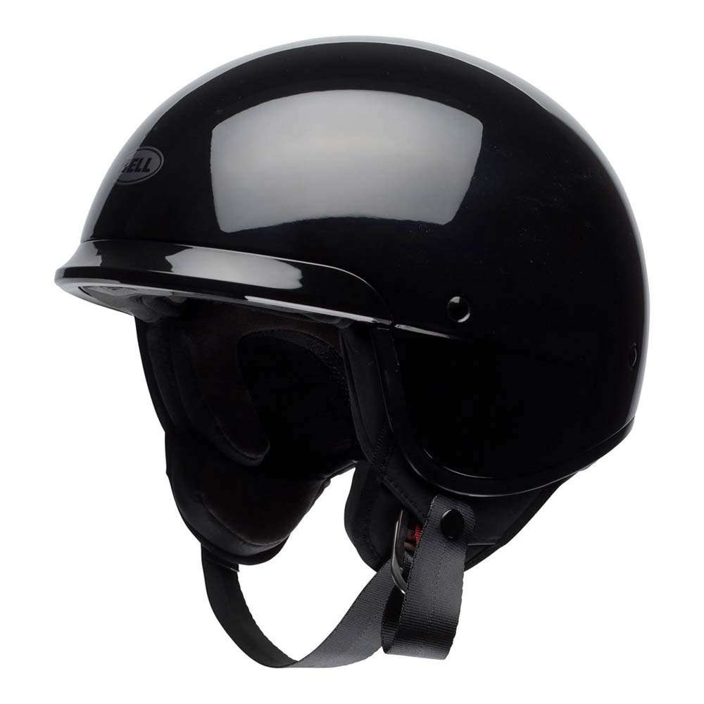 Bell Scout Air Helmet  - Gloss Black