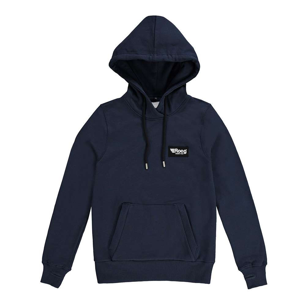 Roeg Betty Womens Windstopper Hoodie - Navy