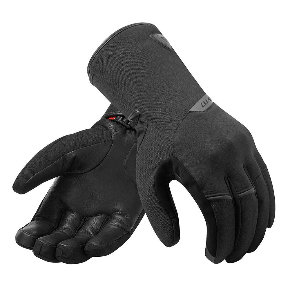 REV'IT Chevak Gore-Tex Gloves - Black