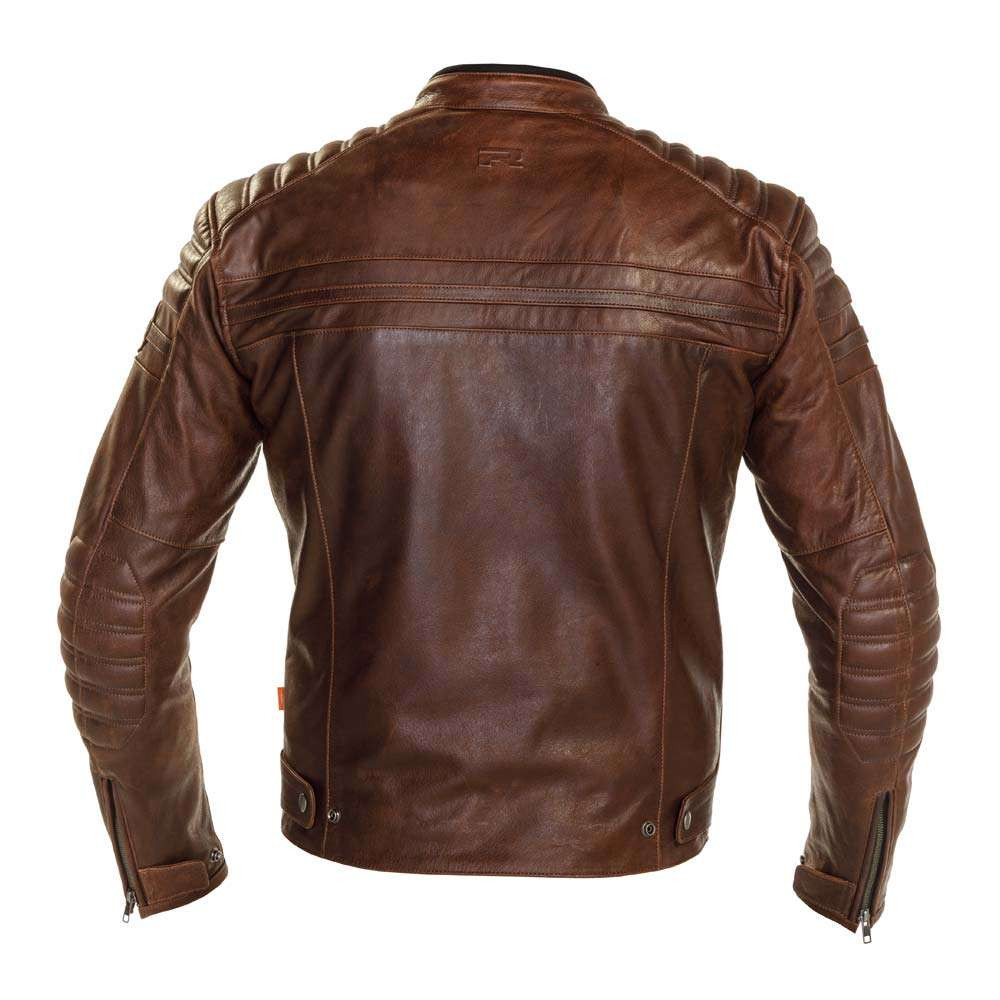 Richa Daytona 2 Leather Jacket - Brown