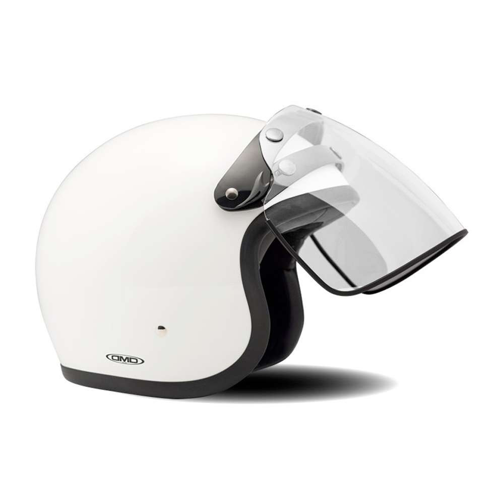 DMD Flip-Up / Bubble Visor Support - Clear