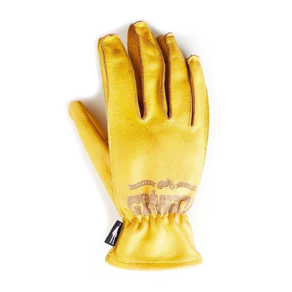Fuel Motorcycles Frontera Gloves - Yellow