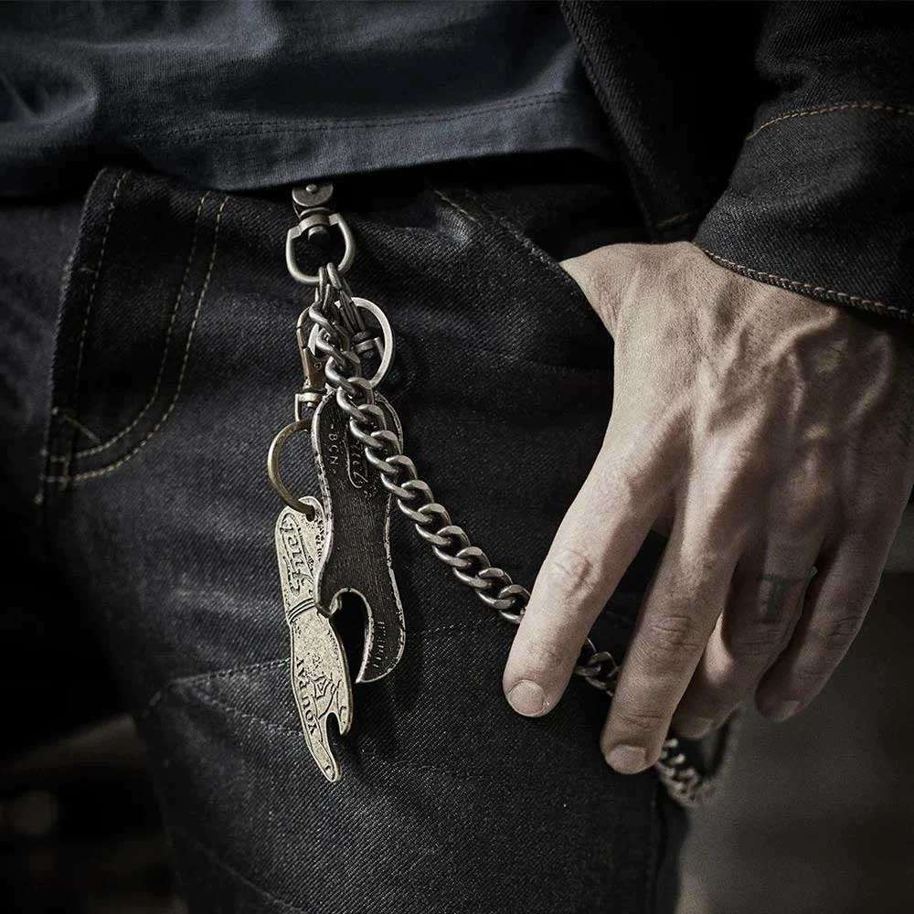 Fuel Motorcycles Key Ring - You Pay