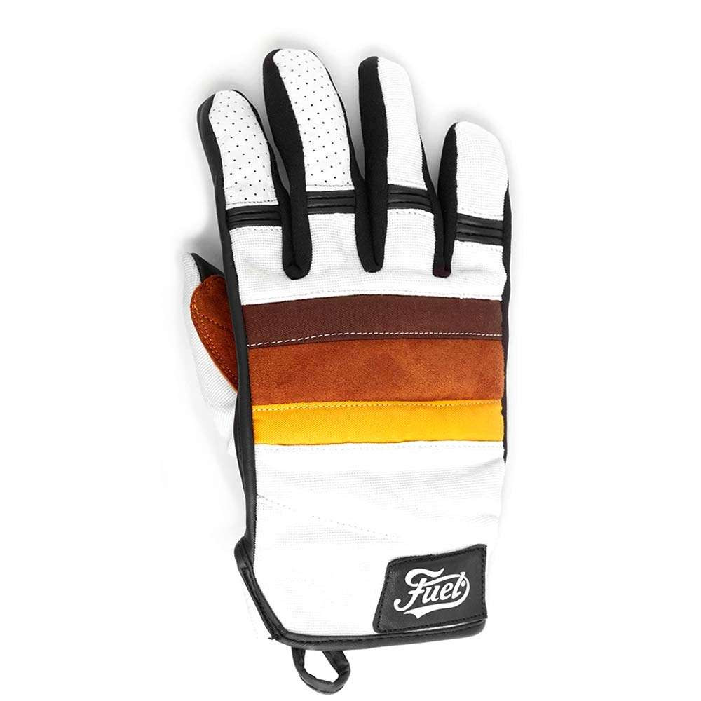 Fuel Motorcycles Rally Raid Gloves - Summer
