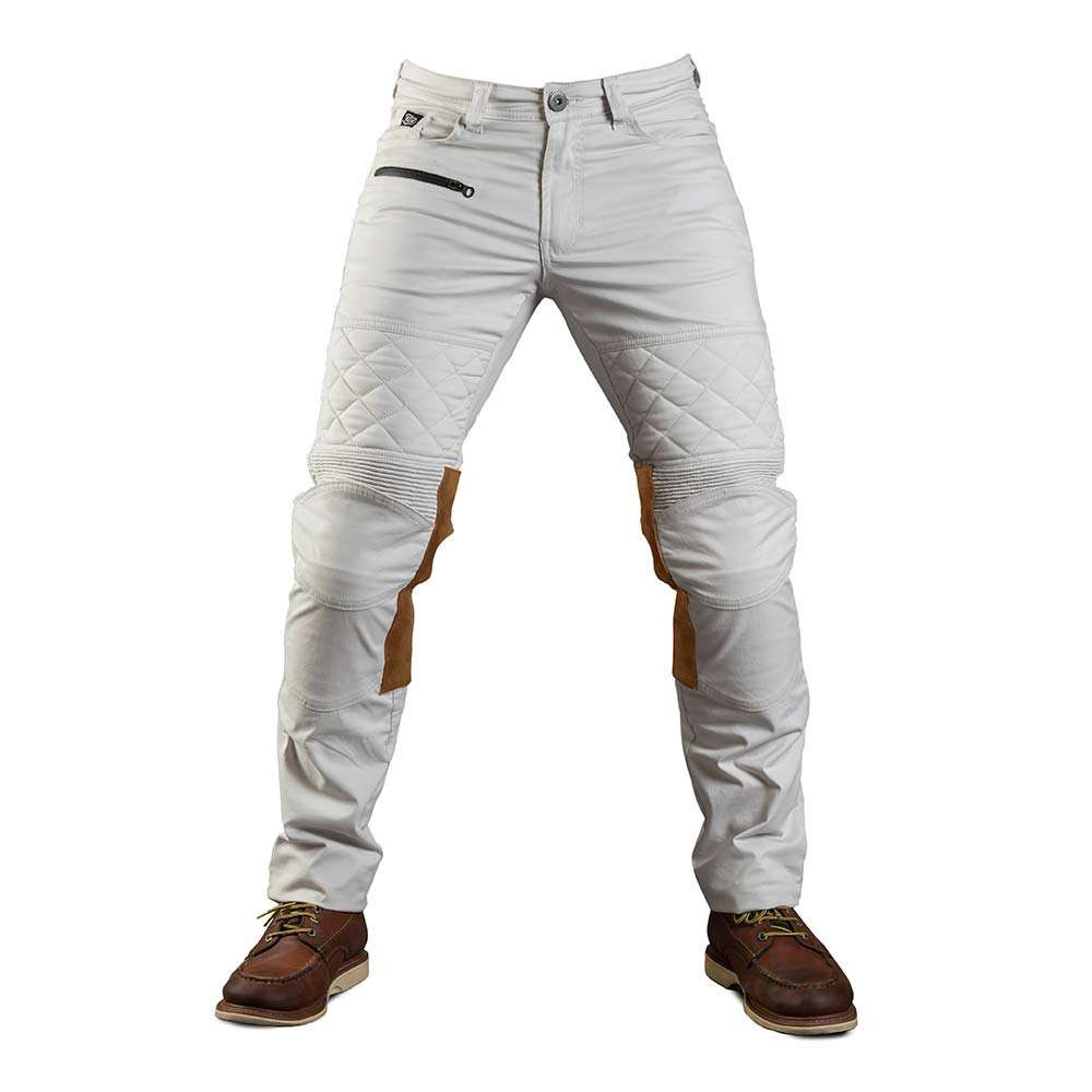 Fuel Motorcycles Sergeant Trousers - Colonial