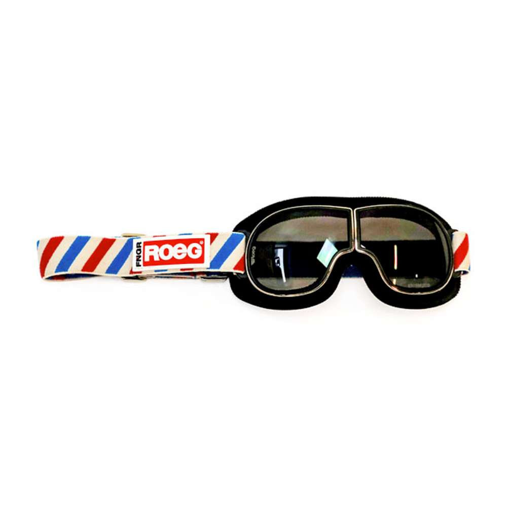 Roeg Jettson Helix Goggles - Black / Red / Blue / White