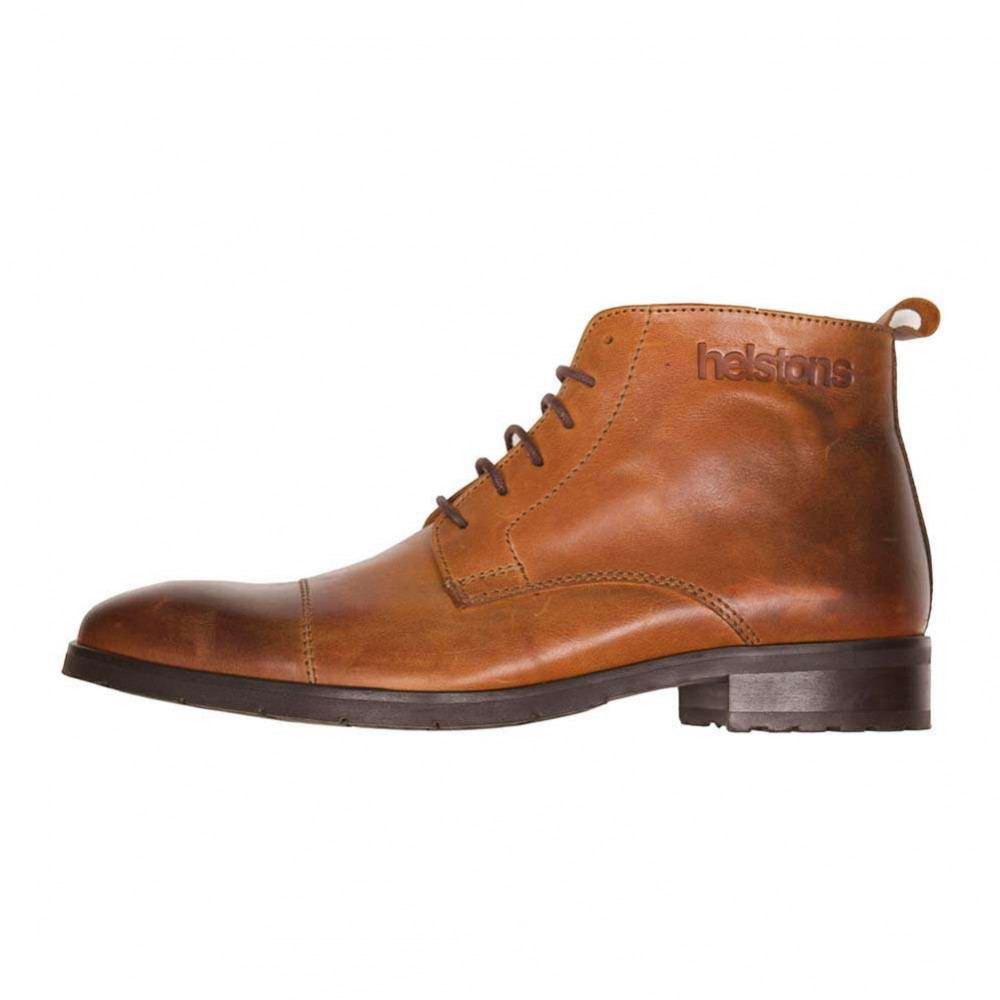Helstons Heritage Boots - Camel
