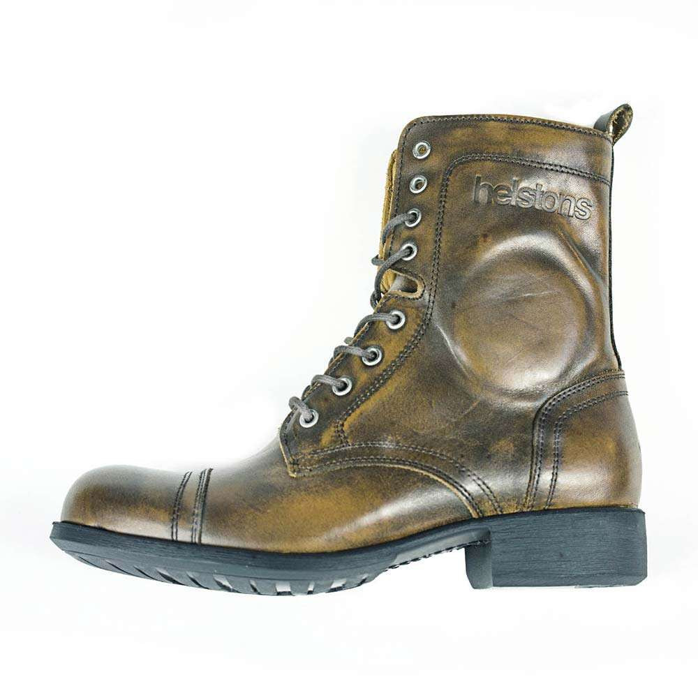 Helstons Lady Womens Boots - Aged Brown