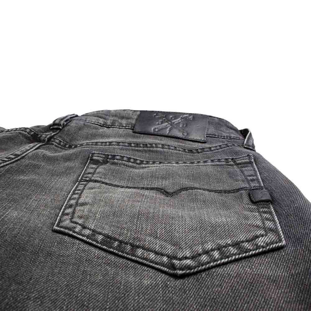 John Doe Ironhead Kevlar Jeans - Used Black