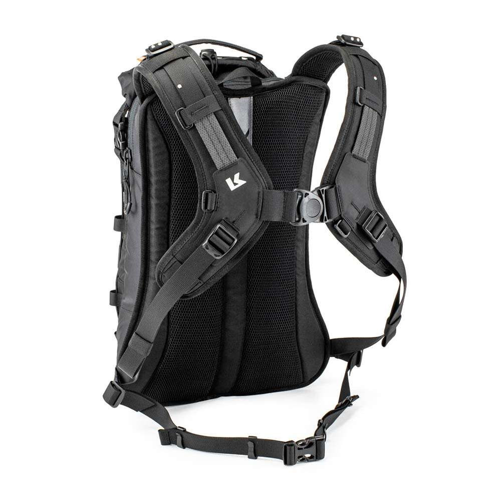 Kriega Trail 18 Adventure Backpack - Black