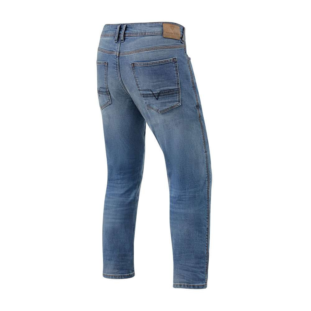 REV'IT Detroit Jeans - Classic Blue Used
