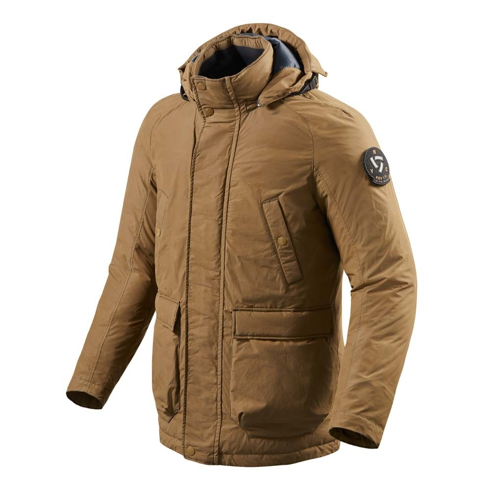 REV'IT Downtown Jacket - Brown