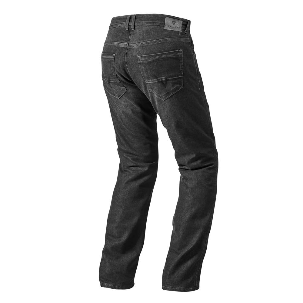 REV'IT Orlando H2O Waterpoof Jeans - Black