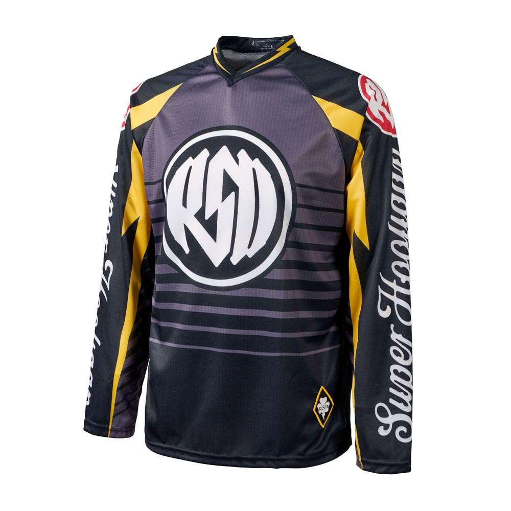 Roland Sands Design Hooligan Race Jersey - Lightening